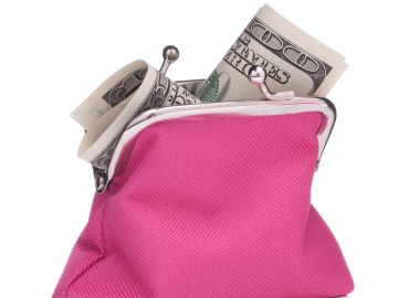 abortion money purse
